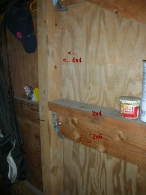Supports For A Loft In Pole Barn Garage Framing